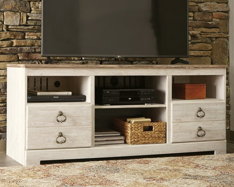 Willowton Signature Design by Ashley Entertainment Center