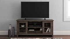 Arlenbry Signature Design by Ashley LG TV Stand wFireplace Option image