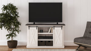 Dorrinson Signature Design by Ashley Medium TV Stand image