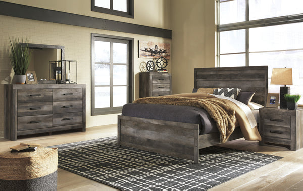 Wynnlow Signature Design 5-Piece Bedroom Set