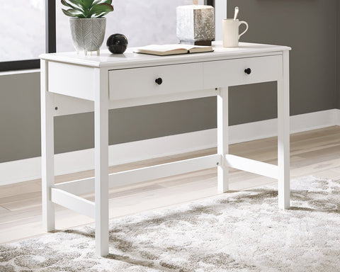 Othello Signature Design by Ashley Home Office Small Desk image