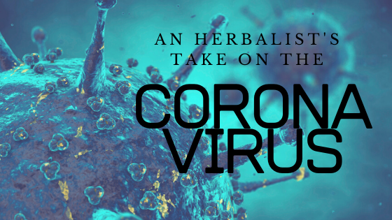 Coronavirus: An Herbalist's View, Part I