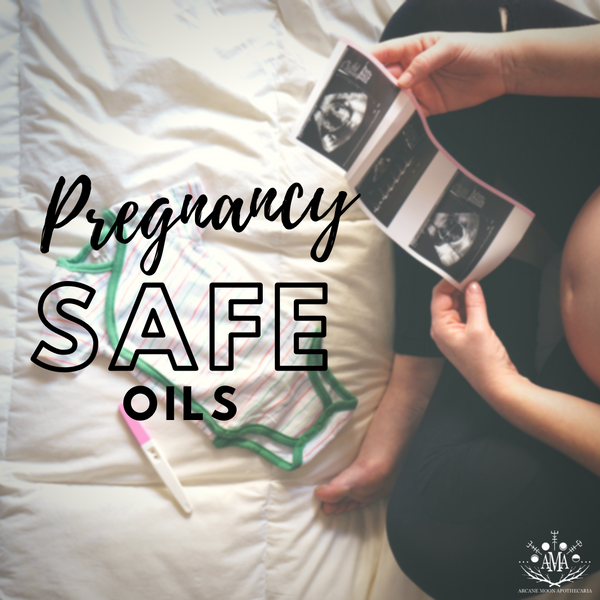 Pregnancy Safe Essential Oils