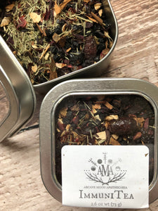 ImmuniTea Loose Leaf Tea