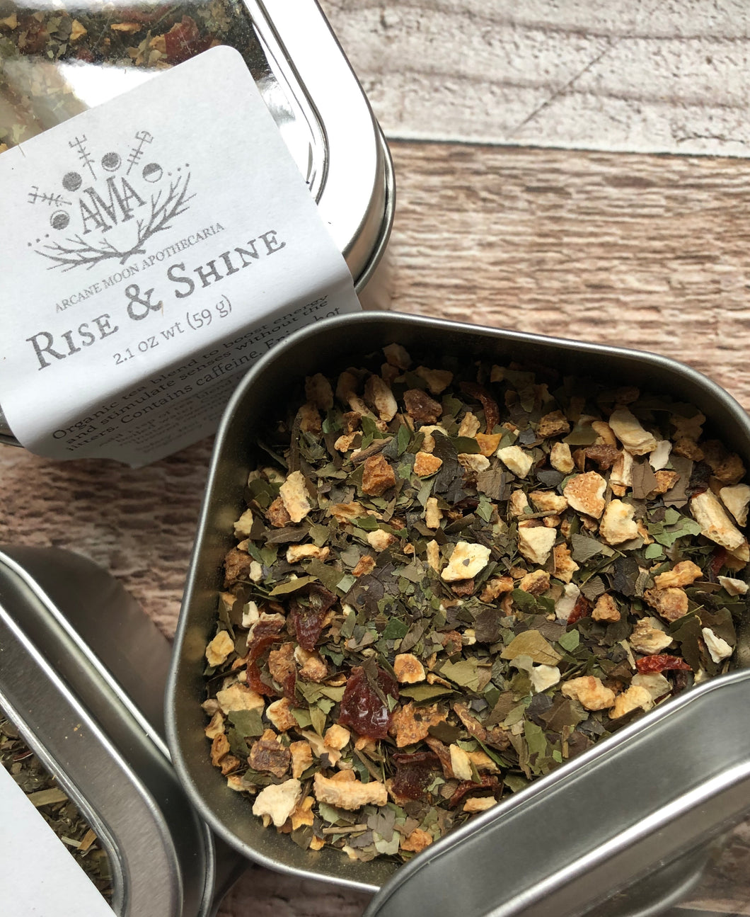 Rise & Shine Loose Leaf Tea