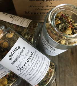 Mercurial Loose Leaf Tea for Mercury Retrograde