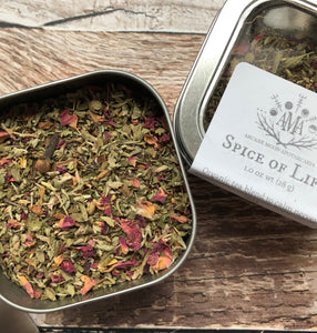 Spice of Life Loose Leaf Tea