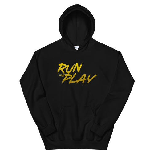 Run the Play Hoodie