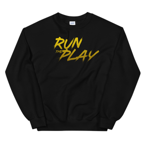 Run the Play Sweatshirt