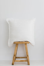 Load image into Gallery viewer, White European Pillowcase (Set of 2)