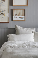 Load image into Gallery viewer, Pinstripe Duvet Cover