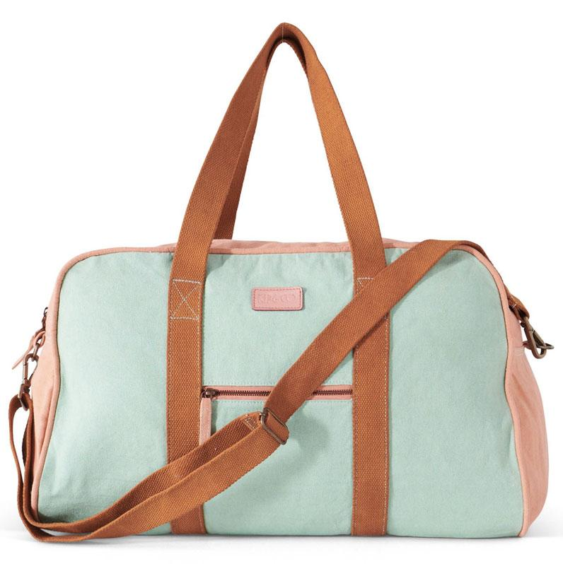 MINTED PINKY DUFFLE BAG