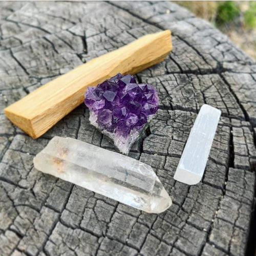 Crystal Set - Intuition, Anxiety & Stress