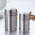 1 Pcs Multi-purpose Stainless Steel Spice Shaker Jar