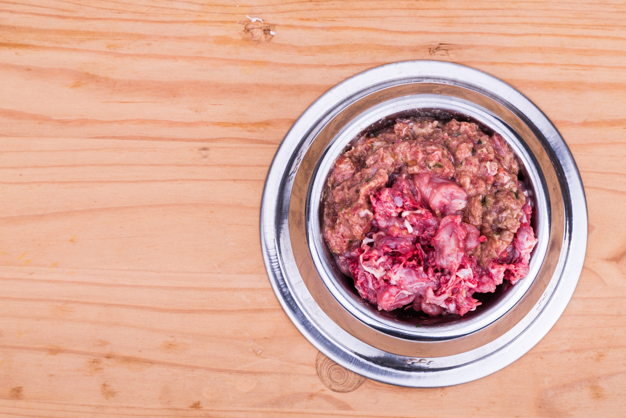 The Best Raw Dog Food: Differences Between RAWF and Other Brands