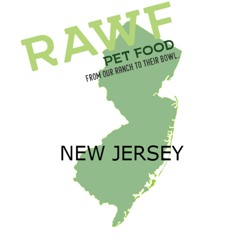 Raw Dog Food Delivery Newark