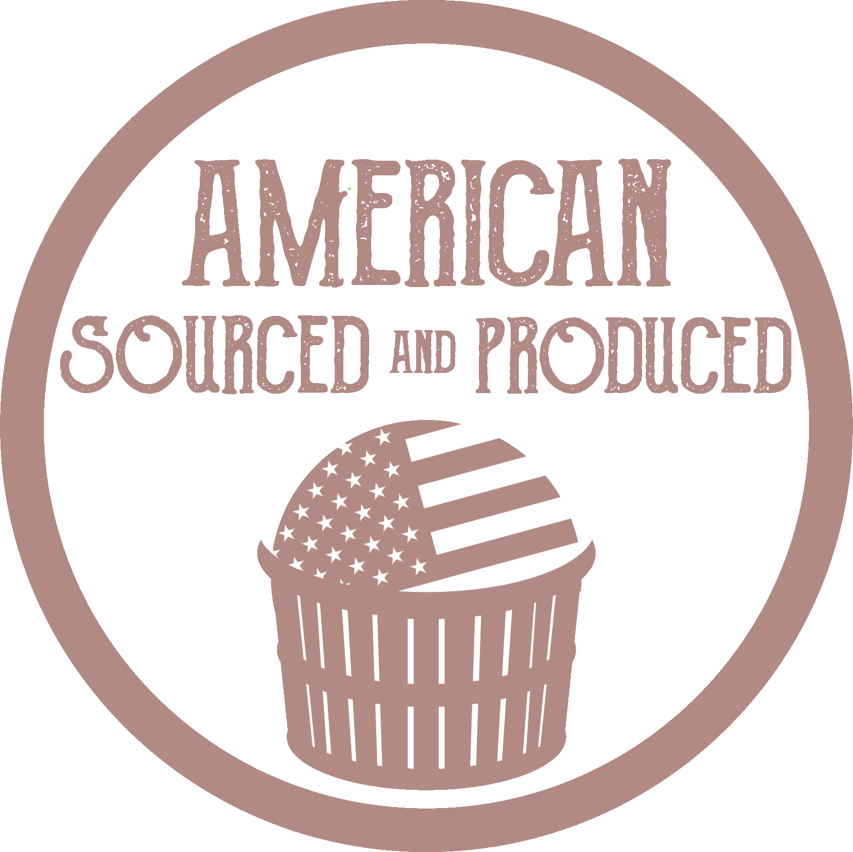 american sourced and produced