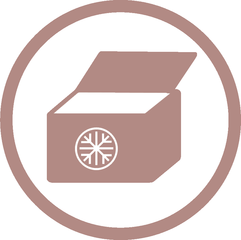 icon of a freezer chest