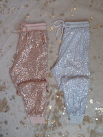 Dusk to Sequin Jogger