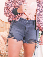 Kenzie Distressed Shorts