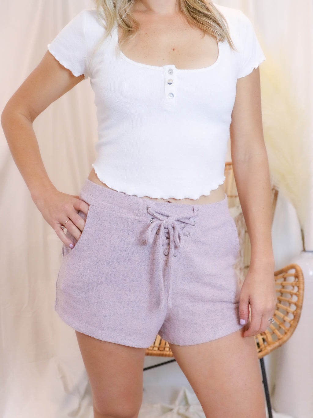 Perfection Lounge Rose Short
