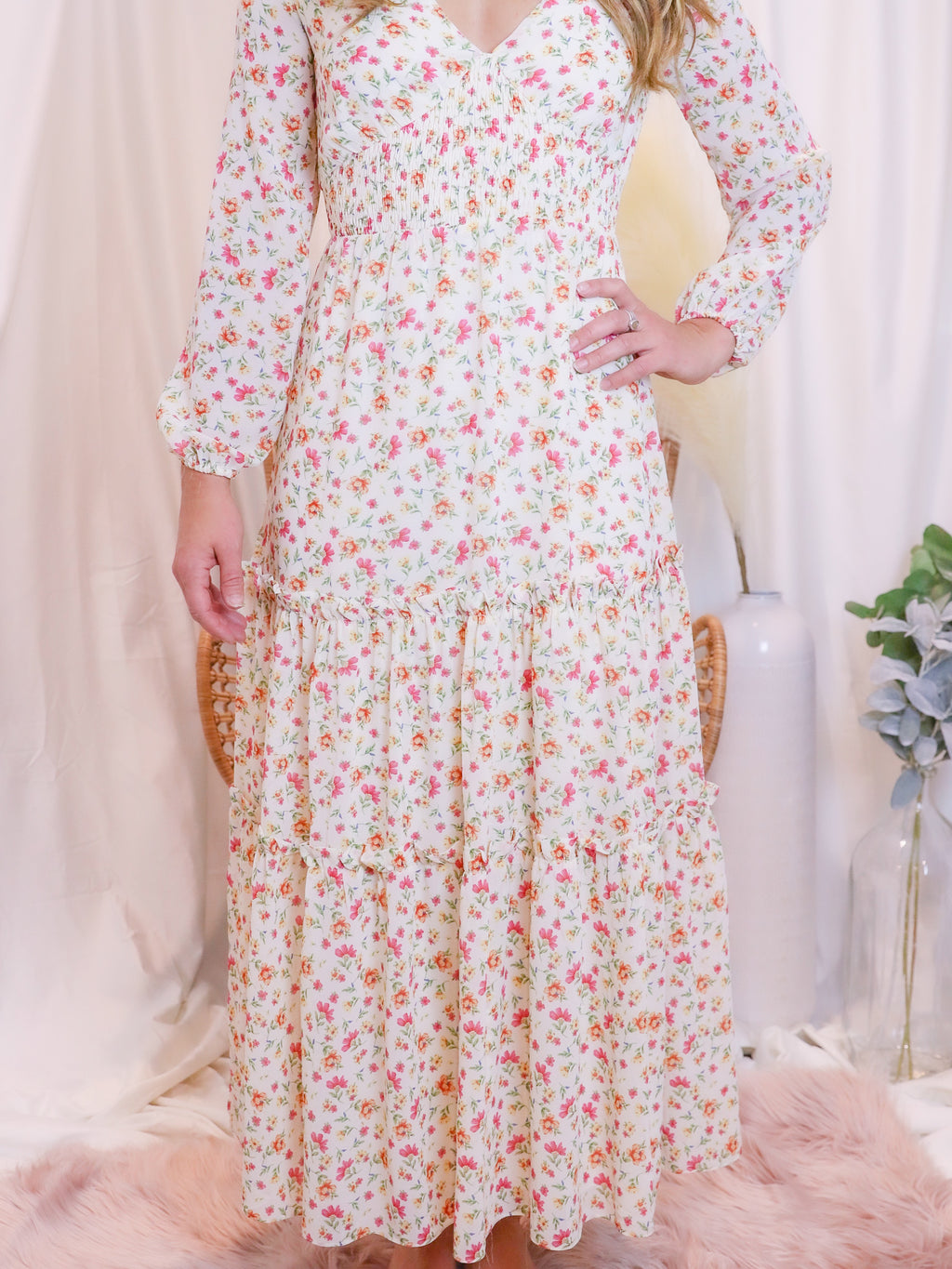 Love in Bloom Maxi Dress