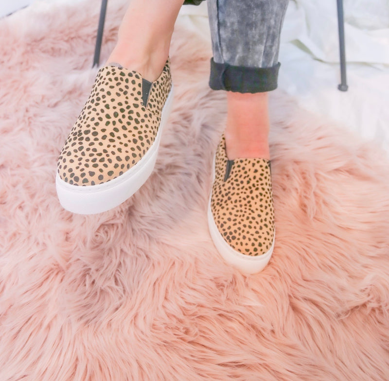 That Cheetah Thing Tennis Shoe