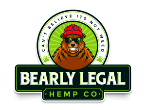 Bearly Legal Hemp Co Delta 8 THC