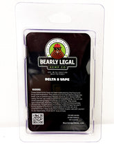 Load image into Gallery viewer, Blueberry | Delta 8 D8 Vape Tank - Bearly Legal Hemp