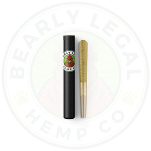 Delta 8 Preroll Kief Joint - Bearly Legal Hemp