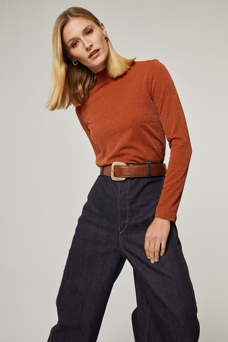 Lee Belt | Brown