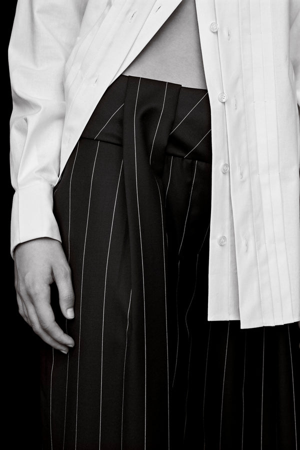 Trousers Espert - Pinstripes