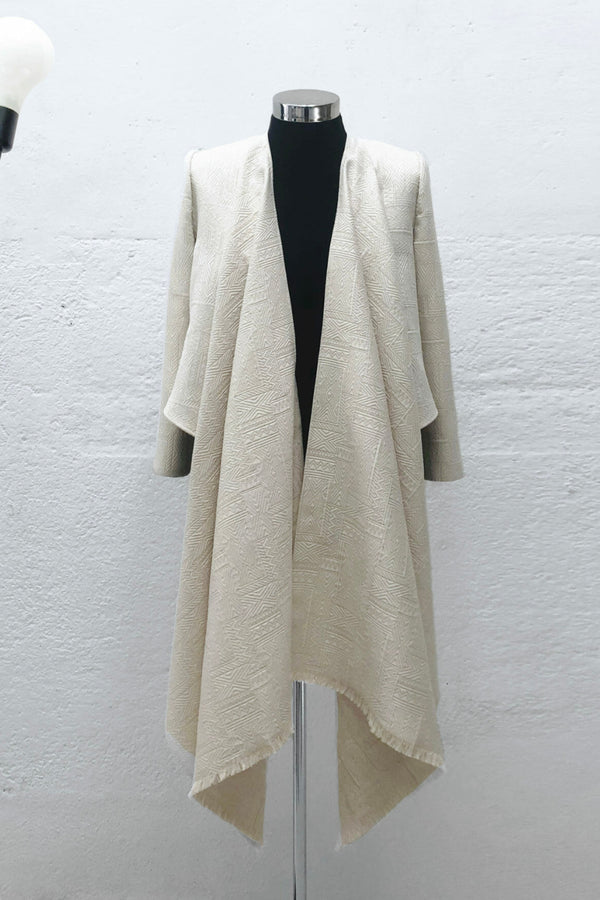 Made to Order White Jacket