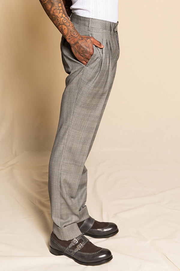 Trousers Cayon - Grey