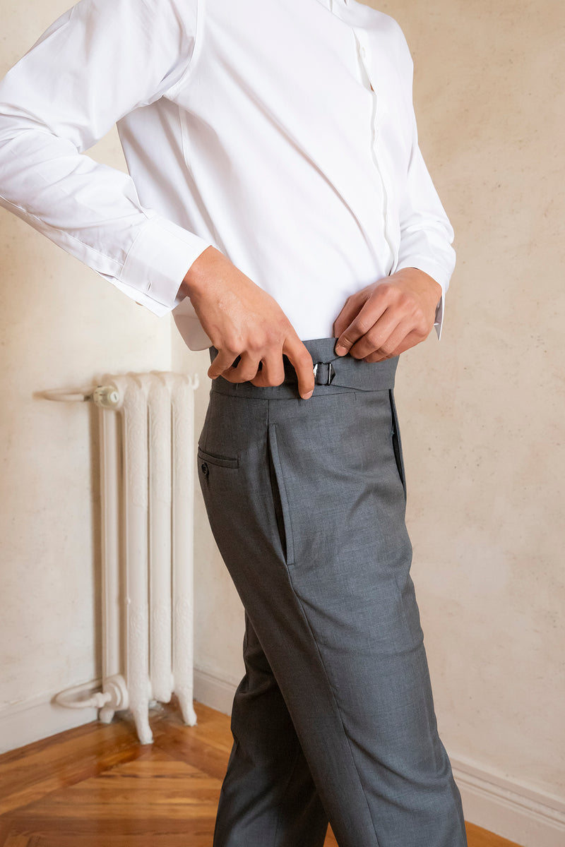 Trousers Avrial - Grey