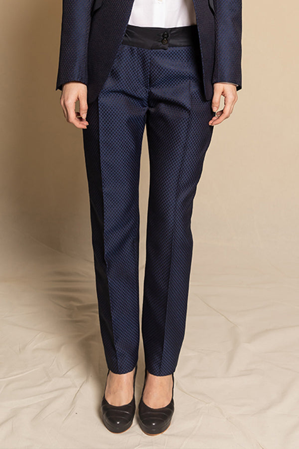 Trousers Lavinia Night