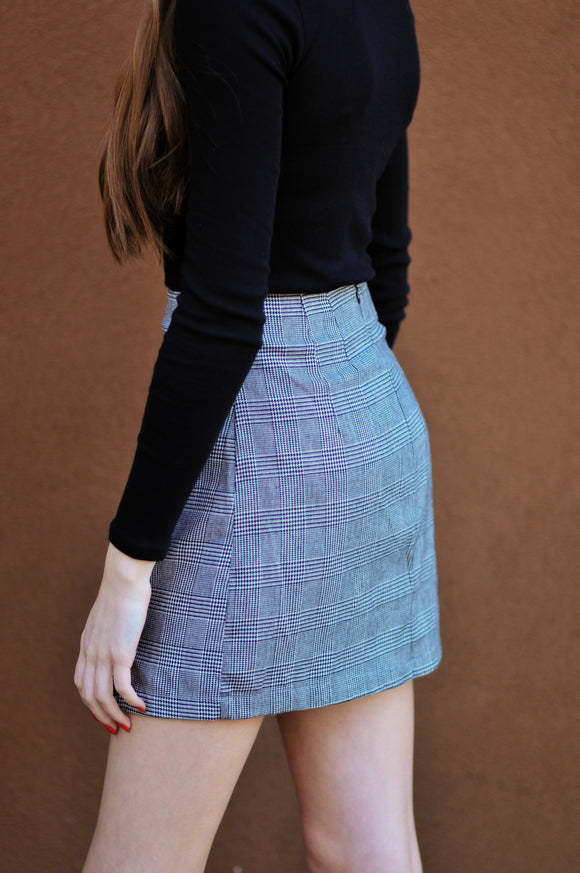 THRIFTED Brandy Melville Skirt