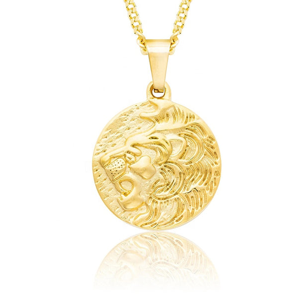 LION MEDALLION