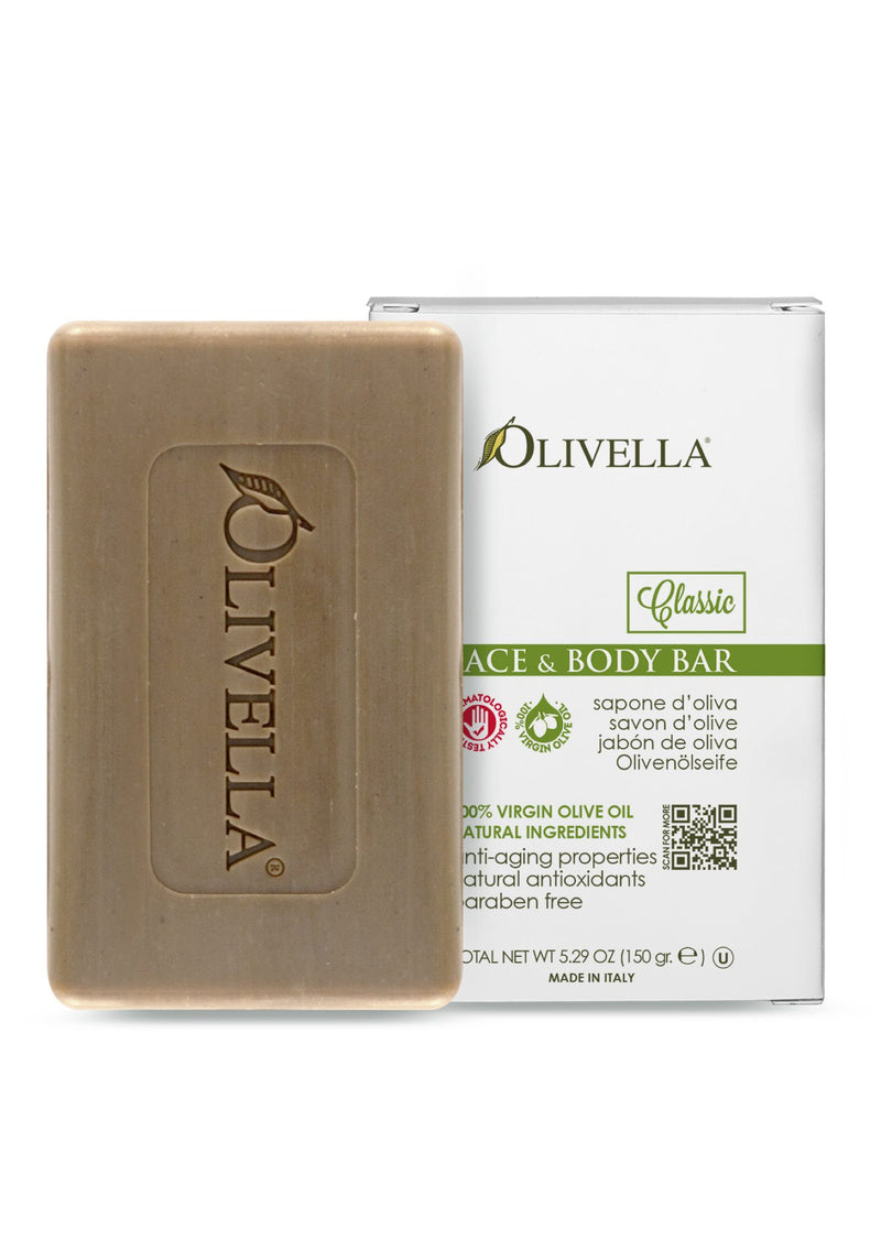 Olivella Bar Soap - Olivella Europe