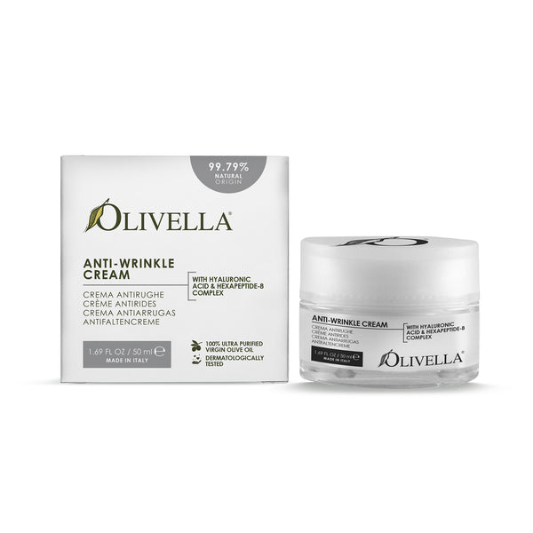 Olivella Anti-wrinkle Cream - Olivella Europe