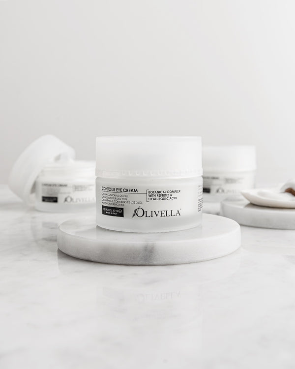 Olivella Contour Eye Cream - Olivella Europe