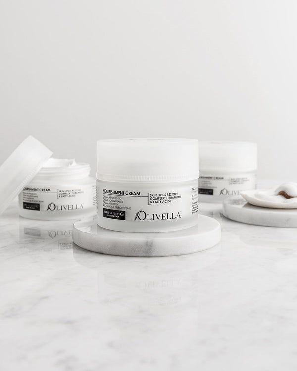 Olivella Nourishment Cream - Olivella Europe