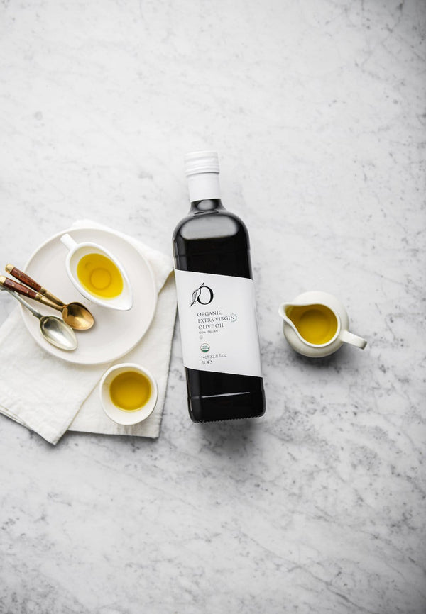 Organic Extra Virgin Olive Oil - Olivella Europe