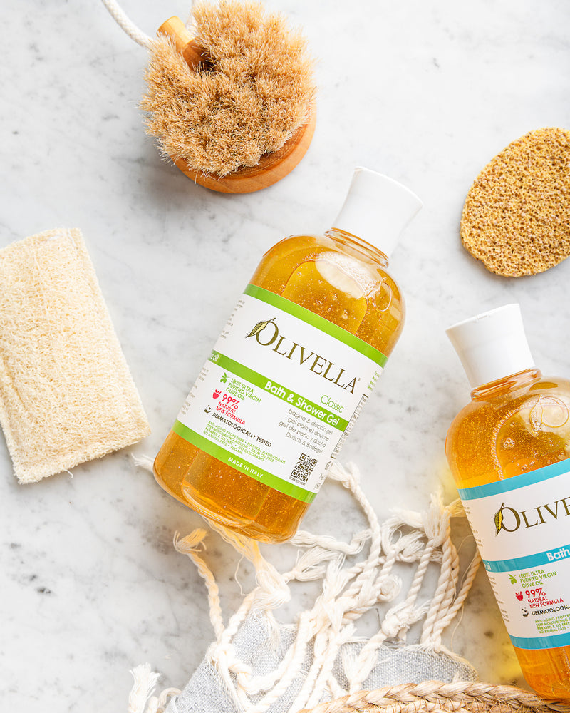 Olivella Bath & Shower Gel - Original - Olivella Europe