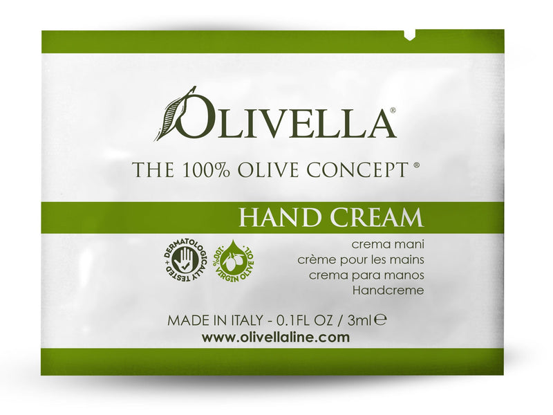 Olivella Hand Cream Sample - Olivella Europe