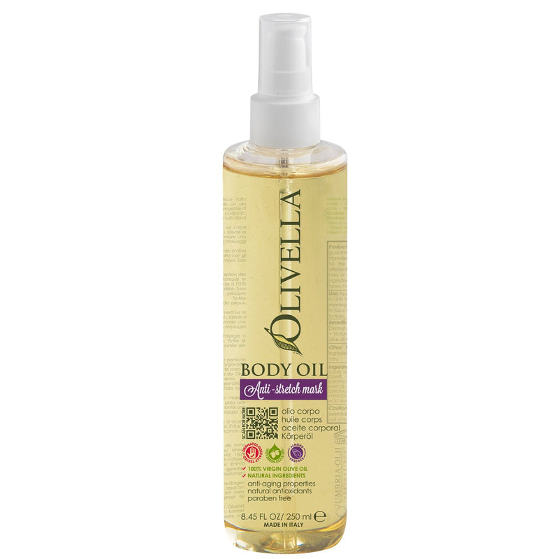 Olivella Body Oil - Anti-Stretch Mark - Olivella Europe