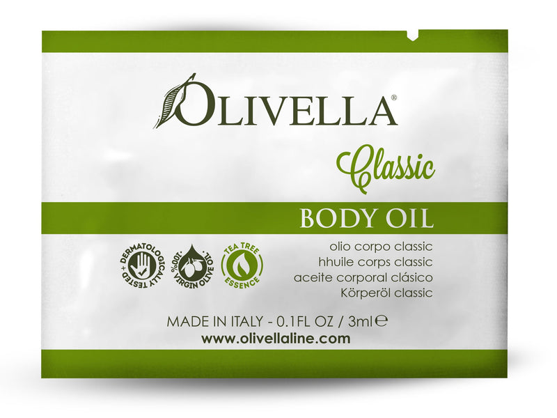 Classic Body Oil Sample - Olivella Europe