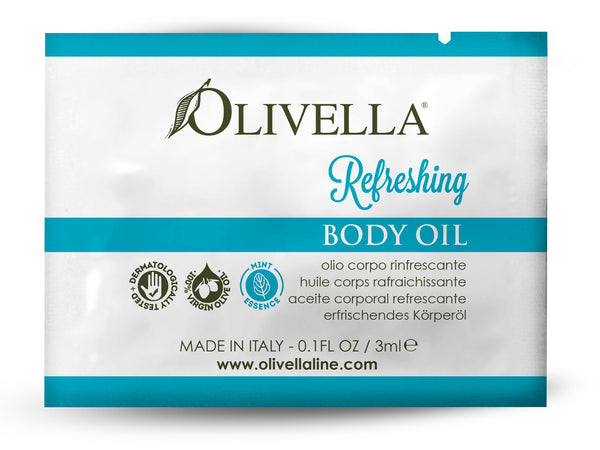 Refreshing Body Oil Sample - Olivella Europe