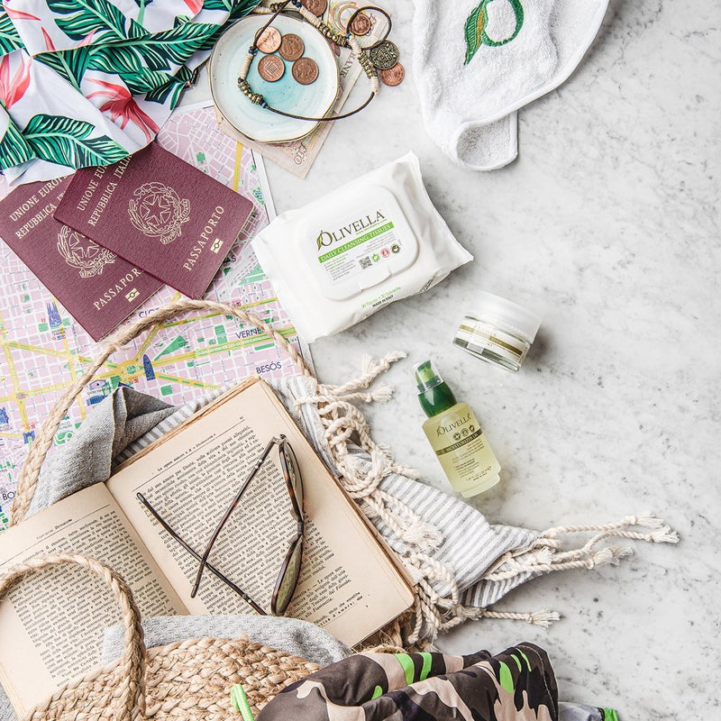 All You Need Travel-Sized - Olivella Europe
