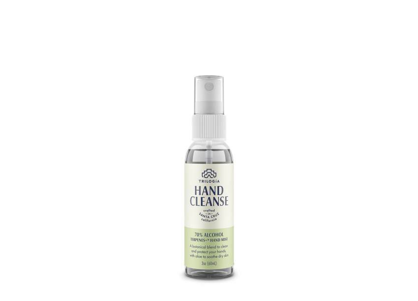 Hand Cleanse Terpenes+™ Spray · 2oz - Trilogía